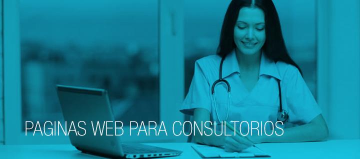 Páginas Web para Consultorios