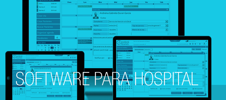 Software para hospitales